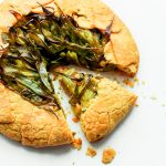 Gluten Free Cheese and Onion Galette